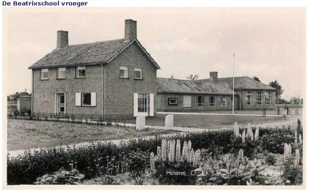 De Beatrixschool vroeger