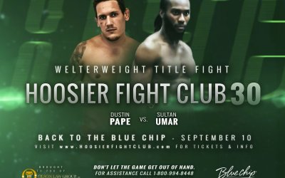 Hoosier Fight Club 30 (VOD)