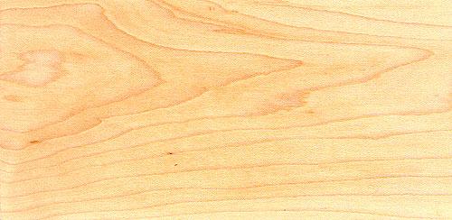 Maple Vs Pine Color