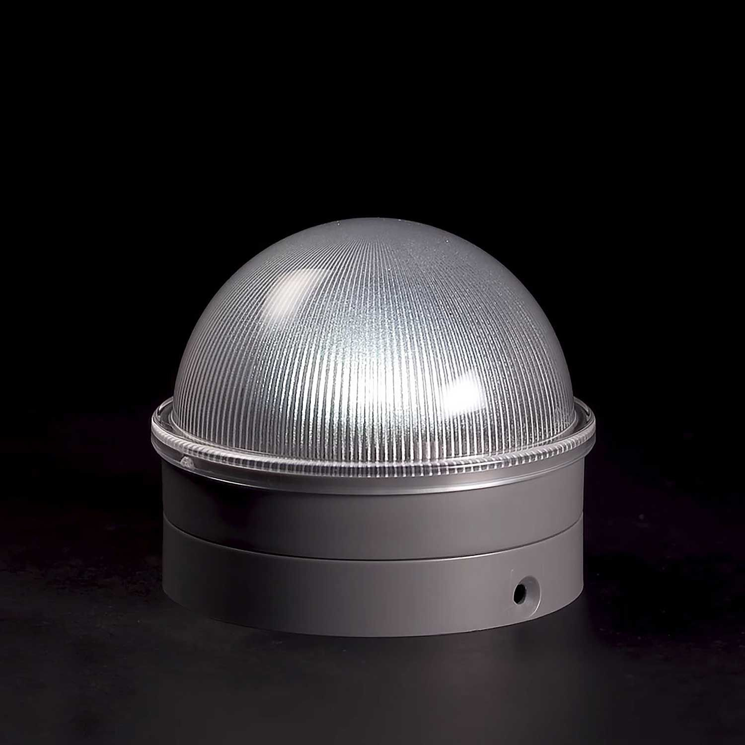 classy caps summit solar lighting post caps for round chain link fence posts silver