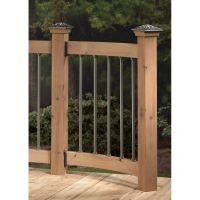 Classic Round Balusters | Hoover Fence Co.