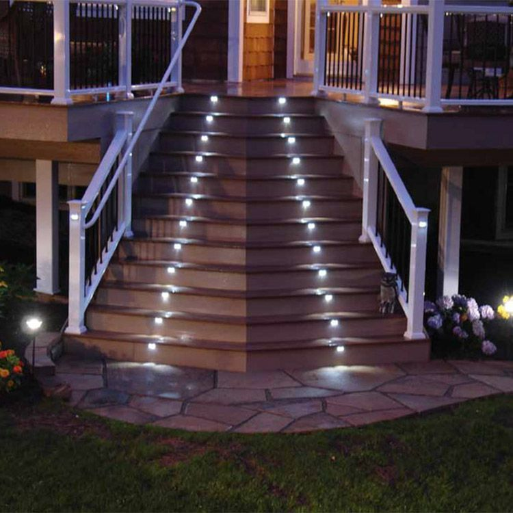 outdoor lighting hoover fence co