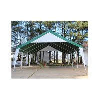 King Canopy 20' x 20' Event Tent Party Canopy - Green ...