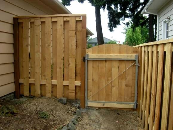 Chain Link Fence Gates Kits