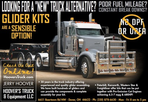 small resolution of cat powered glider kits is our specialty giving you the advantage of better fuel economy with peterbilt kenworth