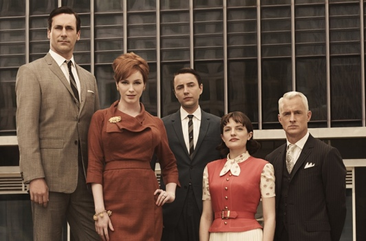 Mad-Men-saison-3 Top séries et documentaires 2010
