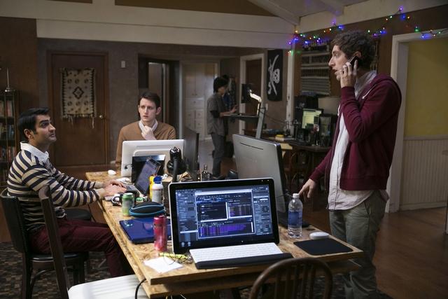 silicon-valley-hbo Silicon Valley, série HBO - saison 1