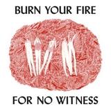 angle-olsen-burn-your-fire-for-no-witness Les Tops albums 2014 de la presse, des blogs & webzines