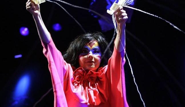 bjork-home Vulnicura, le nouveau Björk, en écoute sur Itunes