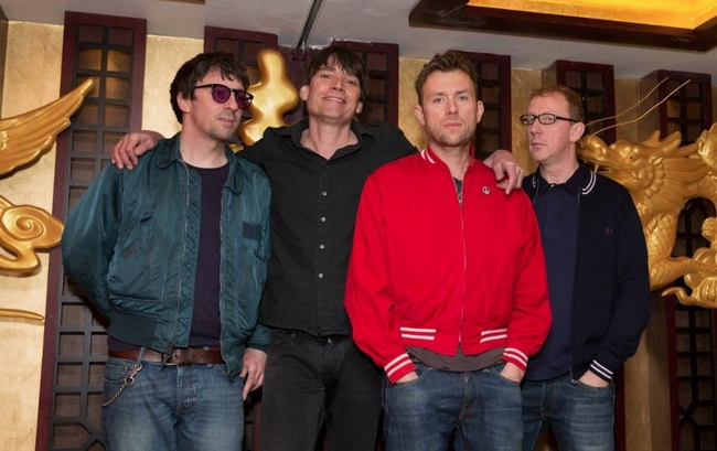 blur-photo La vidéo du jour : Blur - There Are Too Many of Us