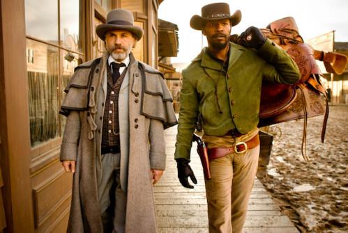 django Django Unchained, film de Quentin Tarantino