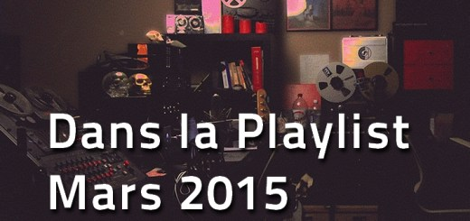 Playlist Hop Blog de mars 2015