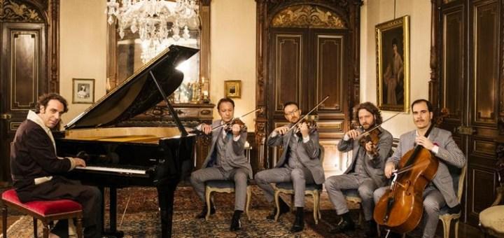 Chilly Gonzales Quartett photo