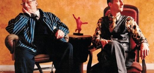 Jean jacques Perrey et David Chazam