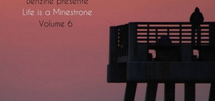 Life is a Minestrone volume 6 pochette
