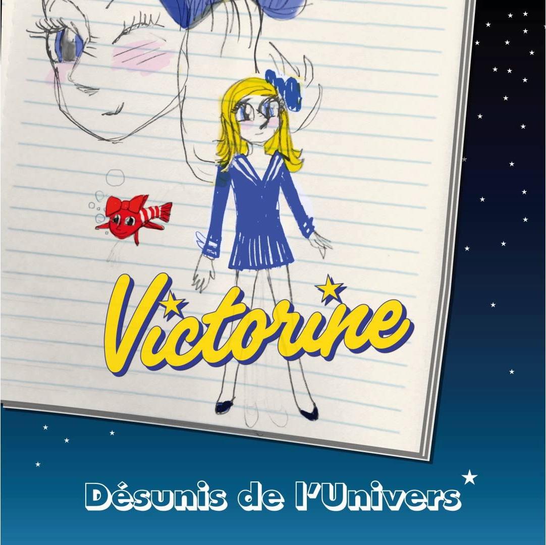 victorine Victorine - Désunis De L'Univers : le tube de l'été !