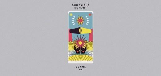 Domenique Dumont – Comme ça pochette album