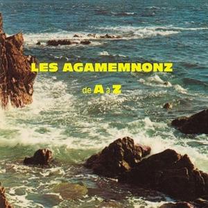 Les-Agamemnonz-de-A-à-Z Les sorties d'albums pop, rock, electro du 11 décembre 2015