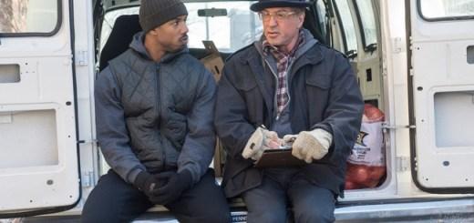 Creed - L'Héritage de Rocky Balboa : Photo Michael B. Jordan, Sylvester Stallone