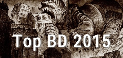 Top Bandes dessinées 2015 HOP BLOG
