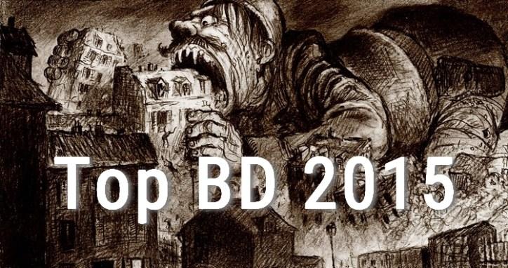 top-bd-2015 Top Bandes dessinées Hop Blog 2015