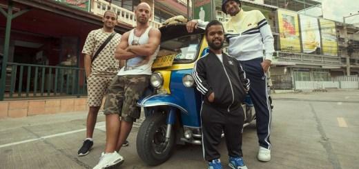 Pattaya : Photo Anouar Toubali, Franck Gastambide, Malik Bentalha, Ramzy Bedia