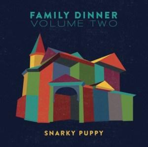 snarky-family-dinner-volume-2-300x297 Les sorties d'albums pop, rock, electro du 12 février 2016