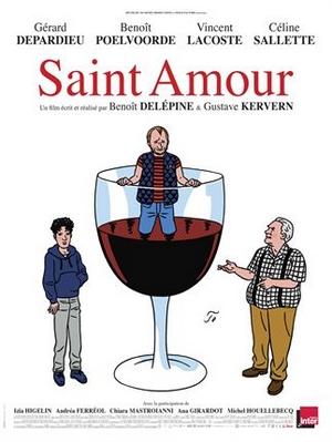 saint-amour-affiche Saint Amour, film de Kervern & Delépine - La critique