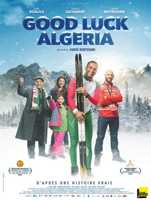Good-Luck-Algeria-affiche Good Luck Algeria, de Farid Bentoumi - Critique