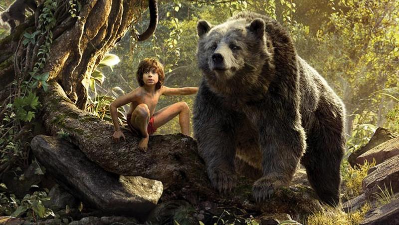 livre-de-la-jungle Le Livre de la jungle fait son retour au cinéma