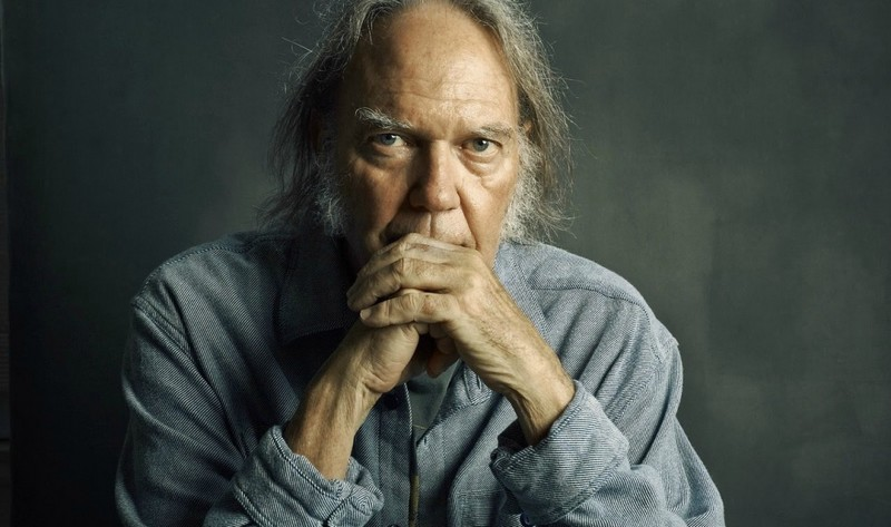 neil-young Les sorties d'albums pop, rock, electro, rap, jazz du 9 décembre 2016