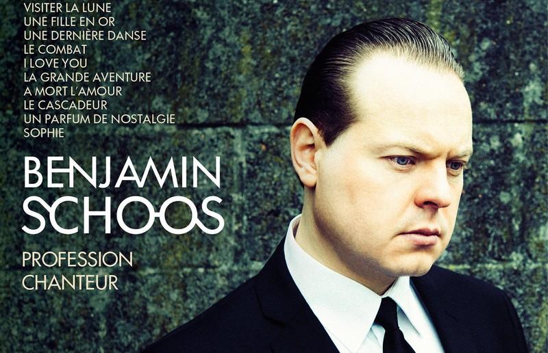 benjamin-schoos-profession-chanteur Benjamin Schoos, 20 ans de carrière et d'élégance pop