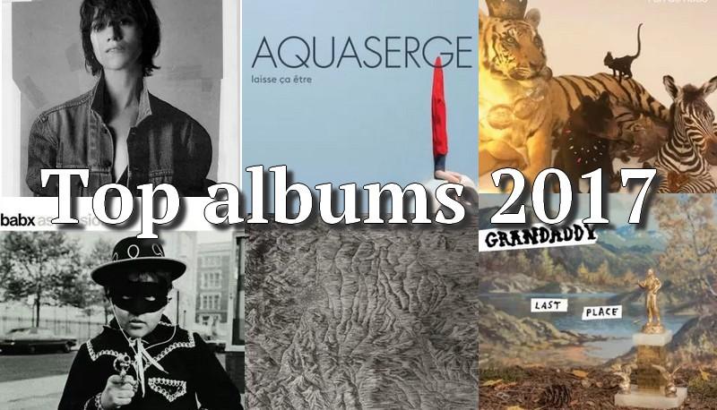 top-albums2017 Top Albums Hop Blog : le meilleur de 2017