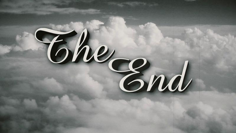 the-end Et Hop, c'est la fin !