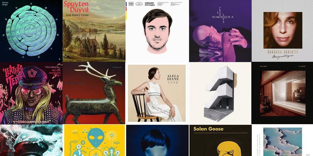 top-albums-2018 Les meilleurs Albums de 2018