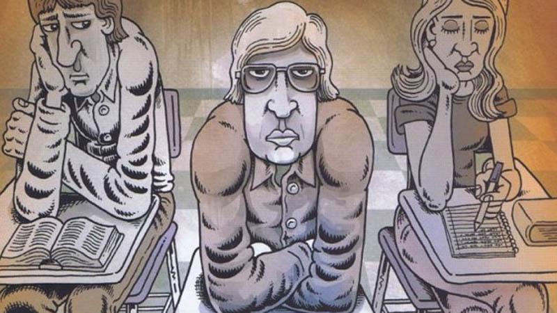 mon-ami-dahmer-2013 Les meilleures Bandes dessinées de la décennie 2010-2019