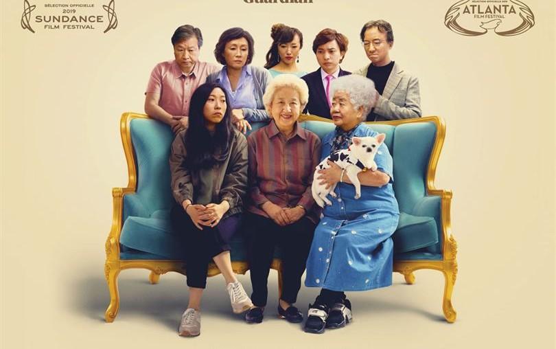 ladieu L'Adieu (The Farewell) - Lulu Wang (2020)