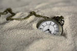 Die Zeit ist dein Bauwerk