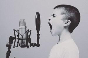 singen macht glücklich - komponiere ein Lied