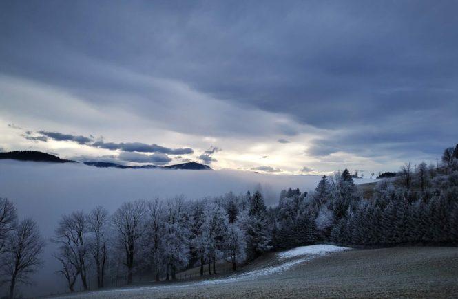 Himmel über dem Nebel - Ängste zulassen, Hoffnung schöpfen