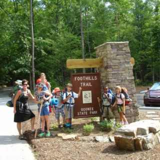 Finding Me Again on the Foothills Trail (Oconee State Park to Burrell's Ford)