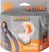 Wetfire Fire Starters