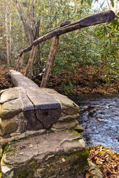 Bridge over Rough Fork