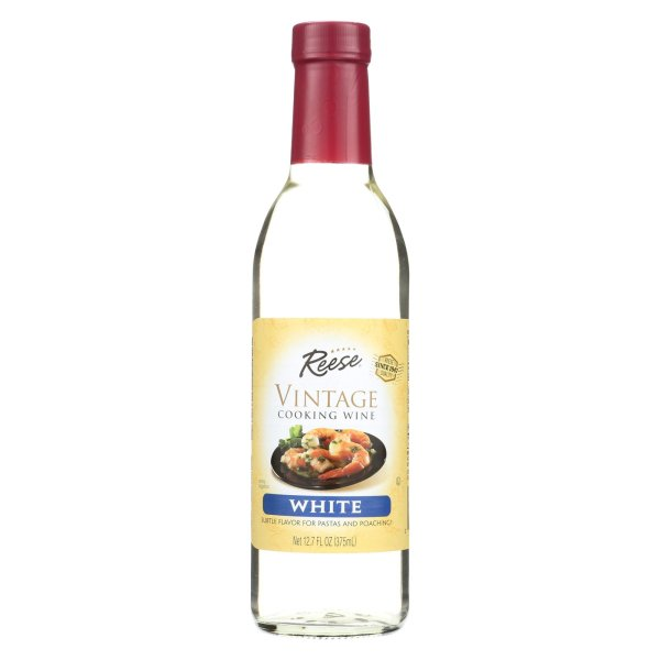 Reese Cooking Wine White Case of 6 127 Fl oz