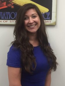 Stephanie Adkins-Parrott Assistant Account Executive