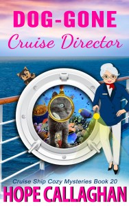 Brand New Cruise Ship Cozy Mystery