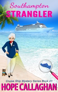 New Cruise Ship Cozy Mystery Books on Sale