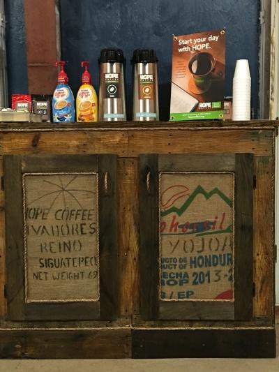 More Than A Coffee Bar
