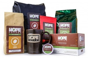 HOPE Coffee for Churches