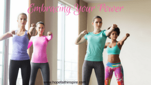 embracing your power